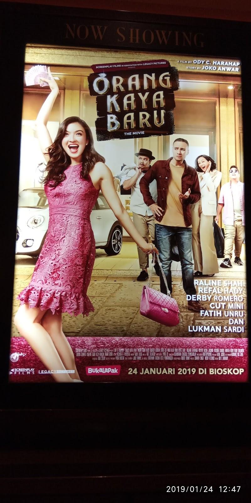 Nonton Orang Kaya Baru Full Movie : nonton, orang, movie, Komedi, Orang, Kocak, Habis