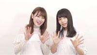 「欅のキセキ」メッセージ動画18(長濱ねる、守屋茜)180124