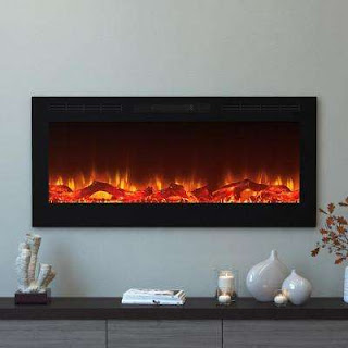 Wall-mounted Fireplaces: Why Electric Fireplaces Should be Your Choice