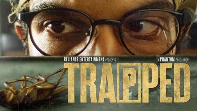 Trapped 2017 720p DVDRip Hindi x264
