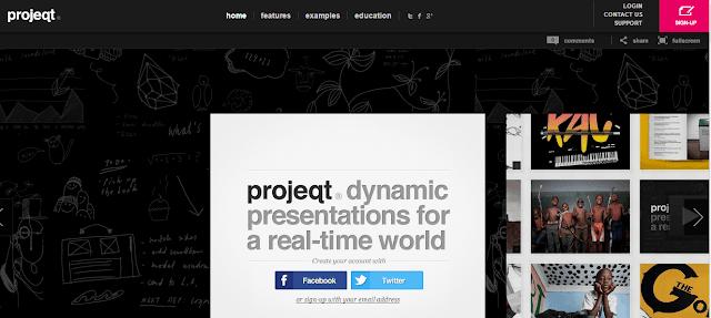 projeqt-presentaciones-en-línea