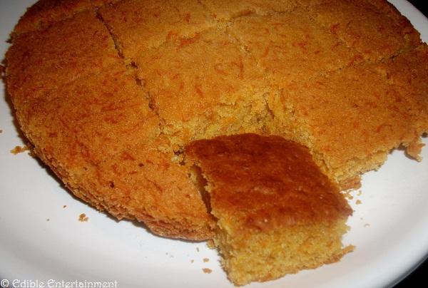 Fast Carrot Cake