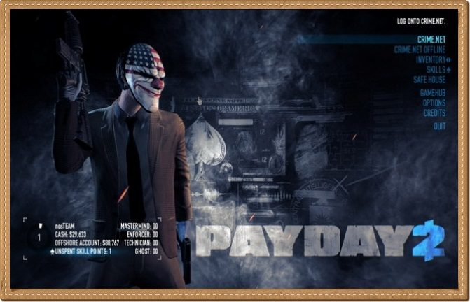 Payday 2 Game Free Download Setup Full Version for PC