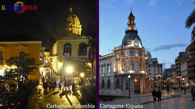 Cartagena Colombia España