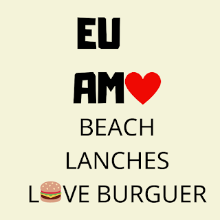 beach lanches love burguer