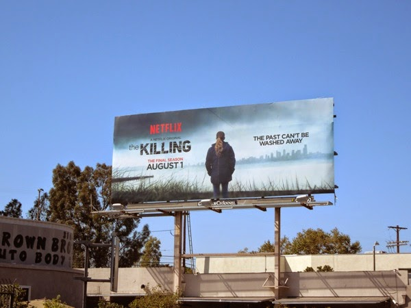 The Killing final season 4 billboard