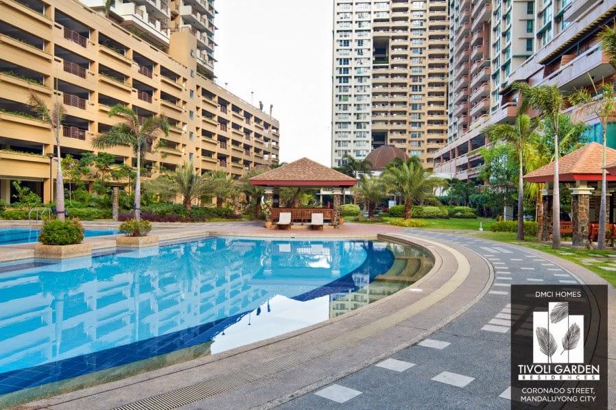 Tivoli Garde Residences Leisure Pool