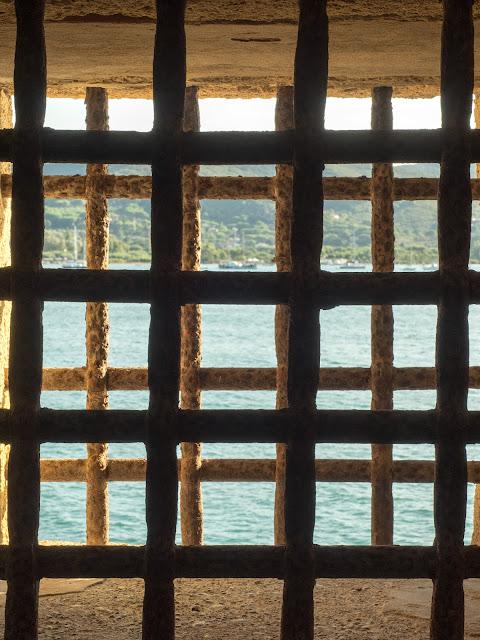una finestra della torre