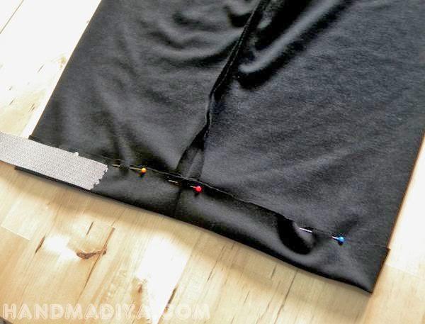 Как сшить лосины. How to sew tights?