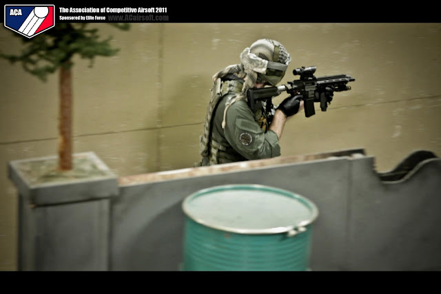 Association of Competitive Airsoft, Airsoft Tournament, Insight Interactive Airsoft CQB, Team 5.11 Tactical, Team Rainbow Airsoft, Pyramyd Airsoft Blog, Tom Harris Media,