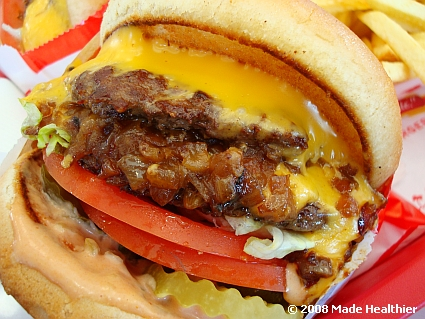 Double Double Animal Style - In-N-Out Burger Historical Events