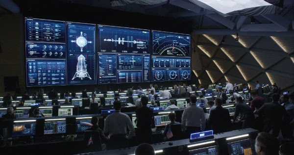ODD NY Creative Team Territory Partners with NASA for Futuristic Effects in The Martian
