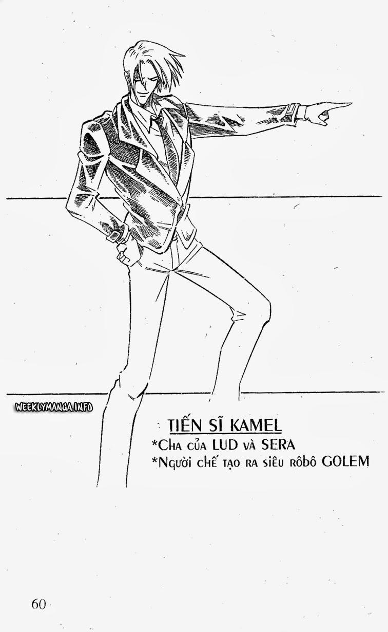 Shaman King [Vua pháp thuật] chap 207 trang 3