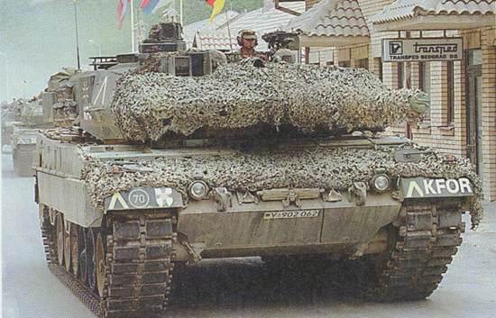 Tank Leopard 2 A5