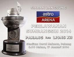 {ahang vs Lions xii 2014