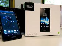 "Android Sony Xperia TX ""James Bond"""