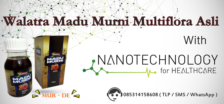 Produk Kesehatan Walatra Madu Murni Multiflora 100%