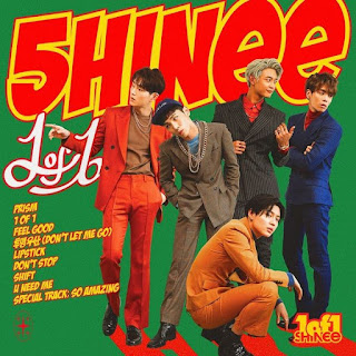 Download MP3 [Full Album] SHINee – 1 of 1 – The 5th Album