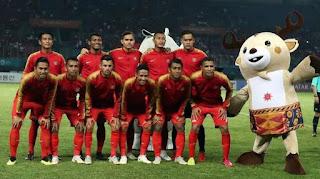 Susunan Pemain Indonesia vs Uni Emirat Arab