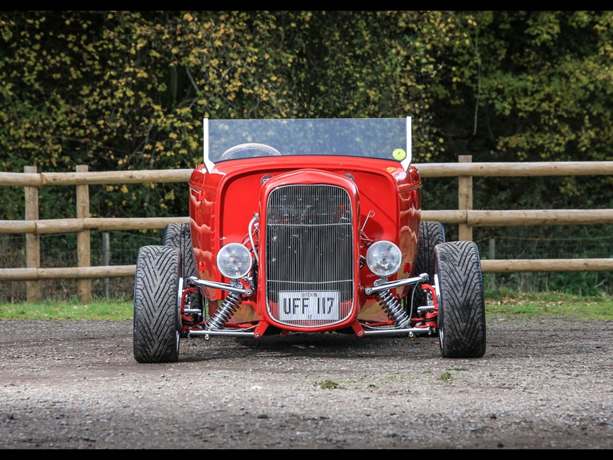 COMING TO AUCTION From Classic Chatter: 1932 FORD MODEL A HOTROD ...