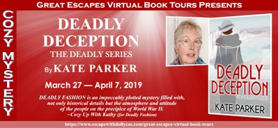 Upcoming Blog Tour 4/4/19