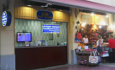 Tukar Rupiah di Thailand murah