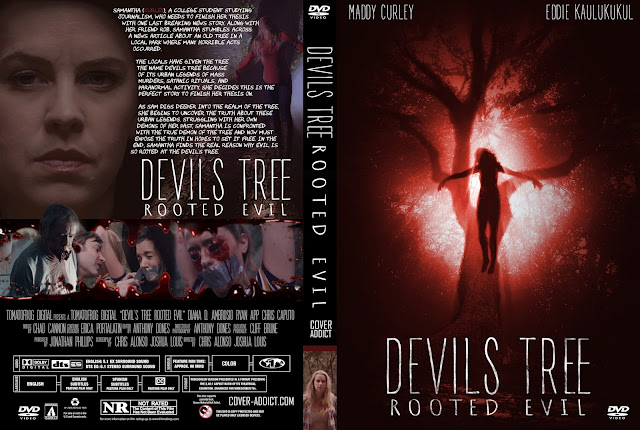 Devils Tree Rooted Evil DVD Cover