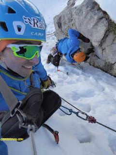 Fernando Calvo Guia de alta montaña UIAGM escaladas y ascensiones invernales en la cordillera cantabrica