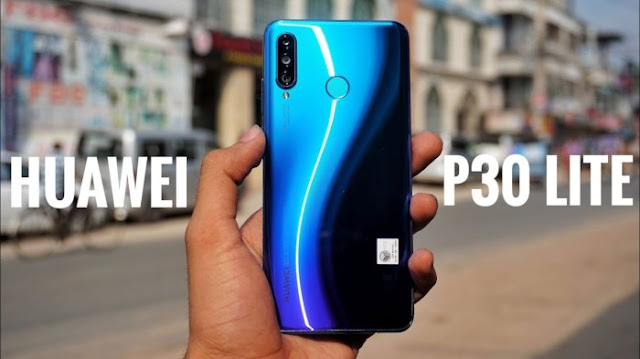 Inilah 10 Kelebihan dan Kekurangan Pada HP Huawei P30 Lite (2019)