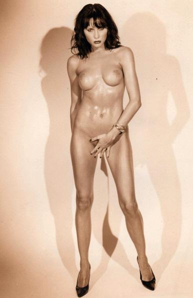 Melania Trump, γυμνή 2