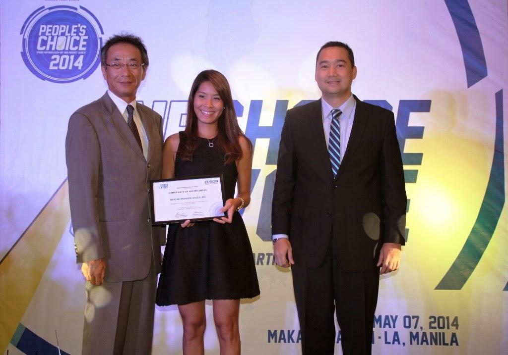 Epson Philippines Honors Regional Trade Partners | enjoying