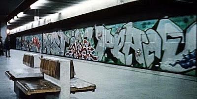 graficiarze pociągi
