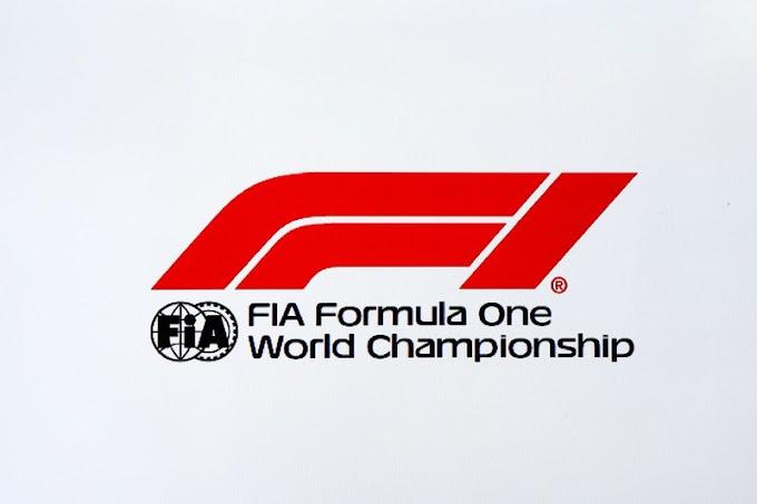 Así es el nuevo logo del Mundial de Fórmula 1