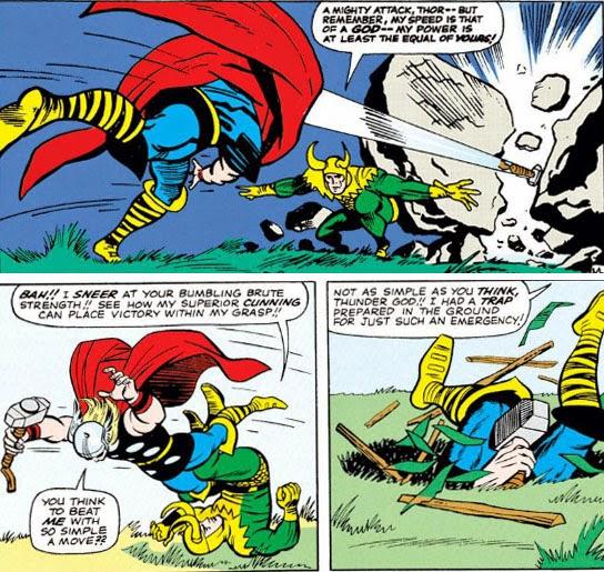 The Peerless Power of Comics!: Finally--The Day of Loki!