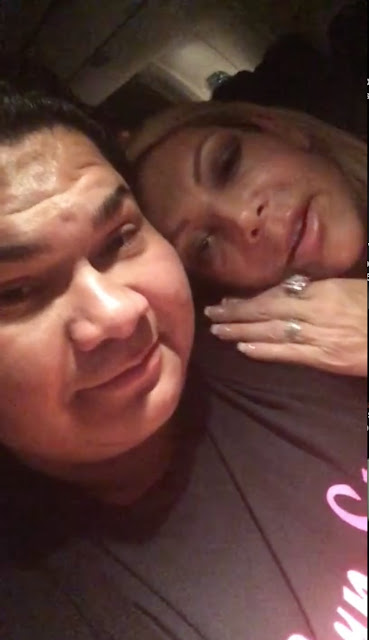 Sal and Shelley Lubben. Source: YouTube screenshot