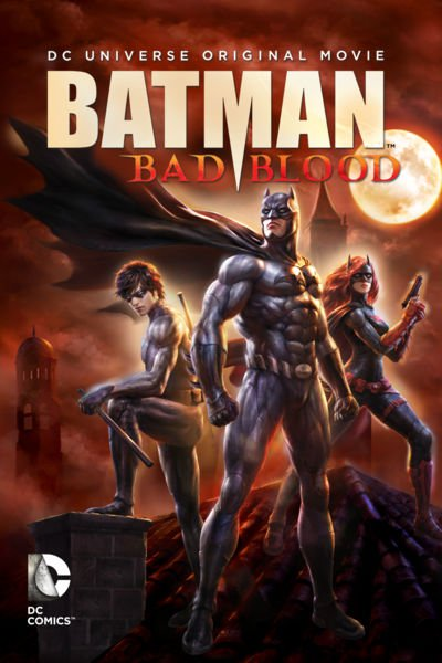 Batman: Bad Blood (2016) ταινιες online seires oipeirates greek subs