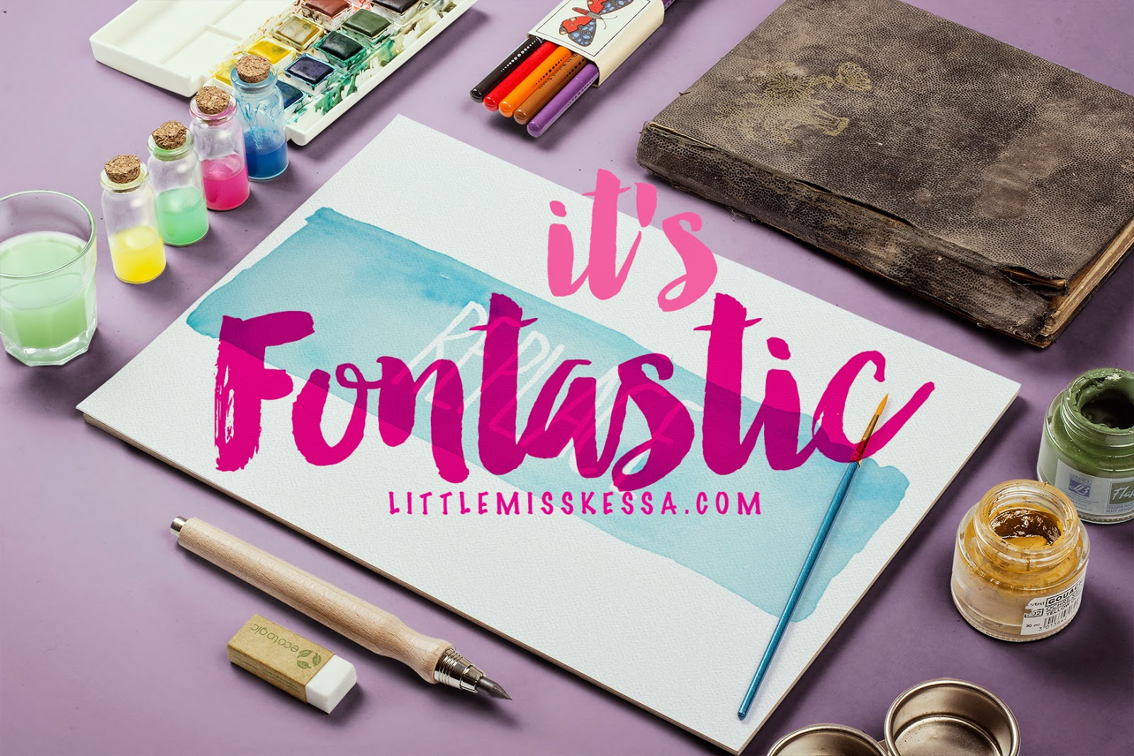 It S Fontastic 10 Oh So Pretty Scripts A Day In The Life Of