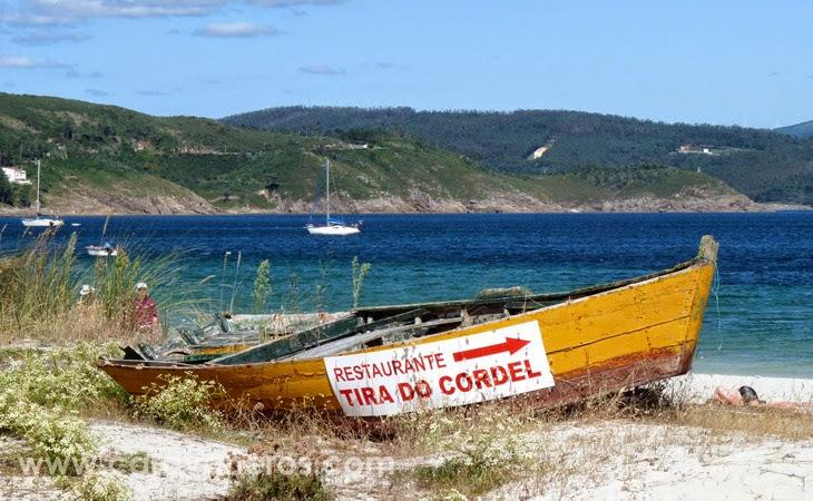 Foto del Restaurante Tira de Cordel | caravaneros.com