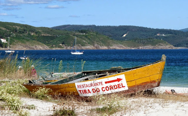 Restaurante Tira do Cordel. Finisterre | turistacompulsiva.com