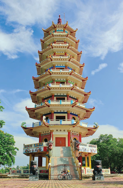 PagodaPulau Kemaro