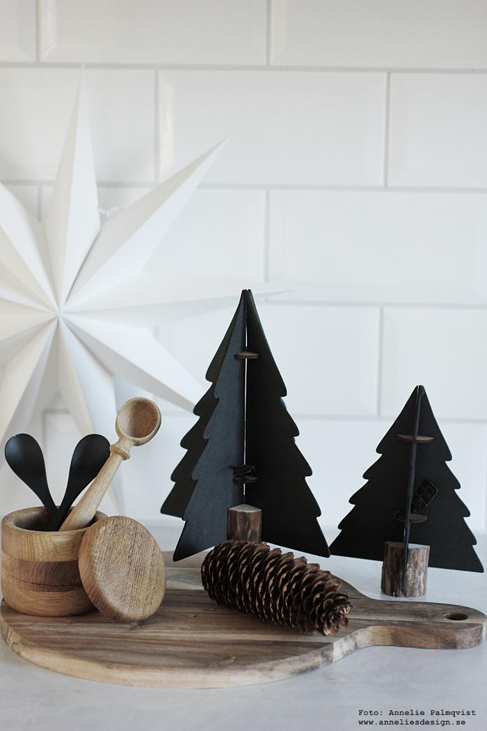 annelies design, oohh, jul, julpynt, gran, granar, stjärna, stjärnor