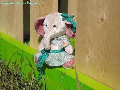 слон тедди купить хенд мейд