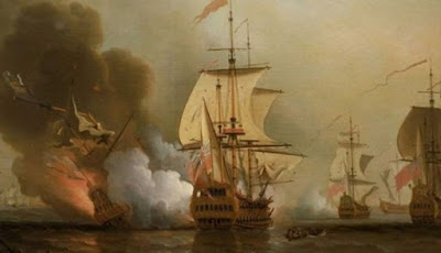 Wow, Bangkai Kapal Kuno Penuh Harta Karun Triliunan Ditemukan