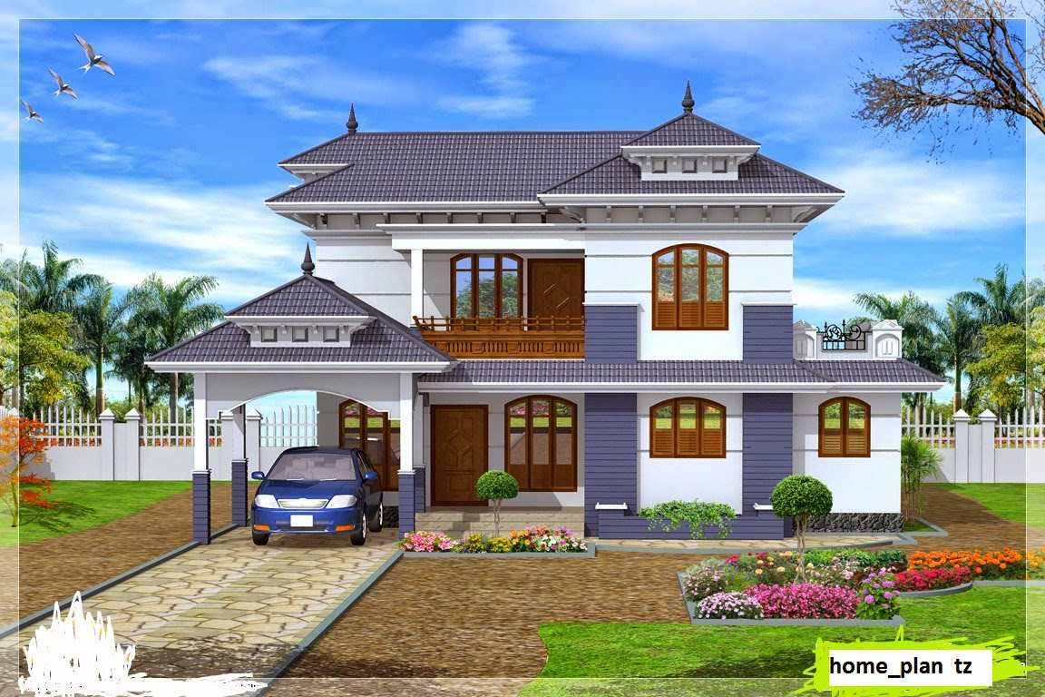Modern Houses Design In Tanzania 2014 Home Plan Tz