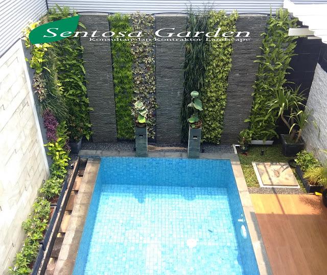Vertical garden jakarta, tukang taman jakarta, jasa taman,