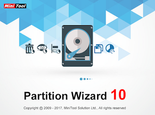 MiniTool Partition Wizard Professional Edition 10.0 (x86) Full Crack