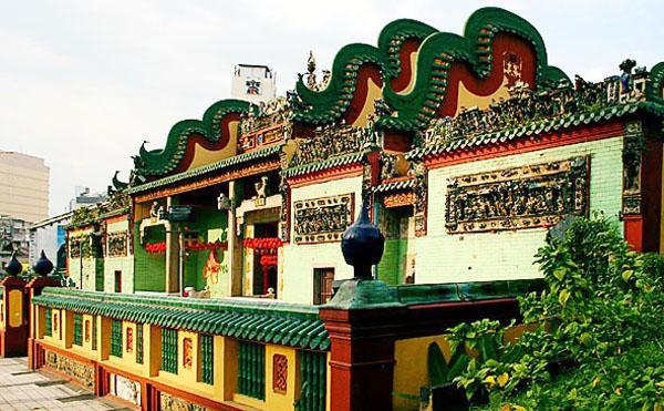 Kuil Chan See Shu Yuen