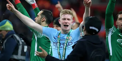 Highlight Arsenal 0-3 Manchester City, Carabao Cup Final 2018