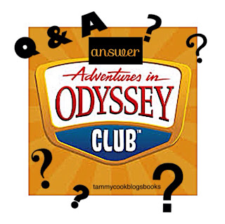 January 2018 Adventures in Odyssey Club Q&A Part 2