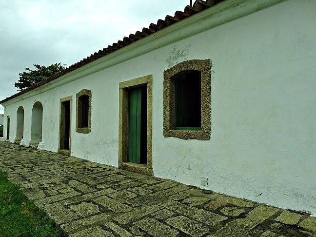 O Forte Sant'Anna é o mais bem conservado da ilha de Santa Catarina.